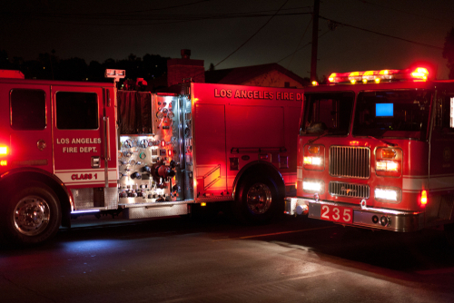 Increase in L A  County Fire Hourly FSA Rate, Effective July 1, 2019